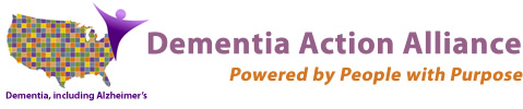 Dementia Action Alliance Retina Logo