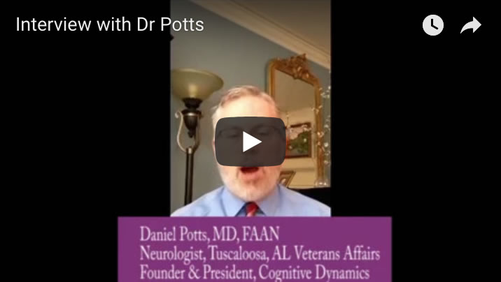 Interview with Dr. Potts