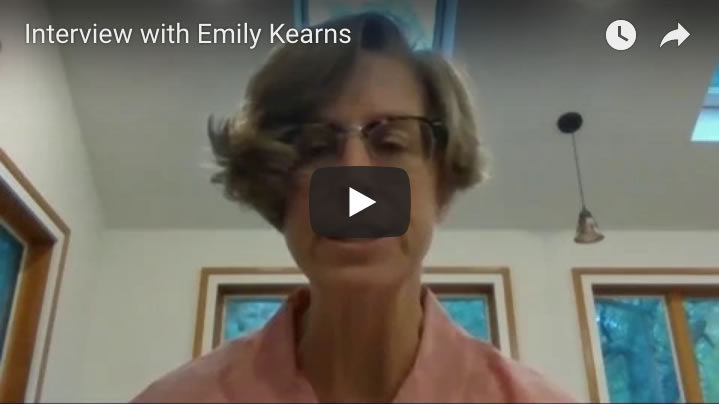Interview with Emily Kearns