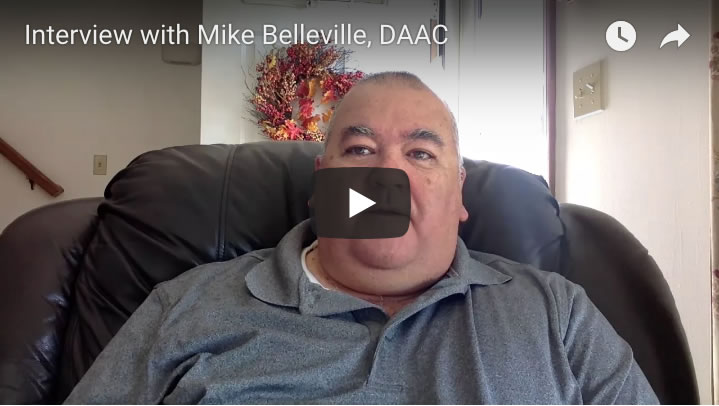 Interview with Mike Belleville