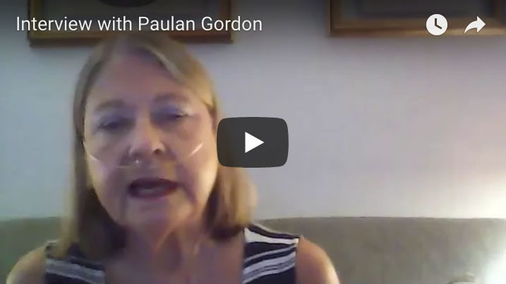 Interview with Paulan Gordon