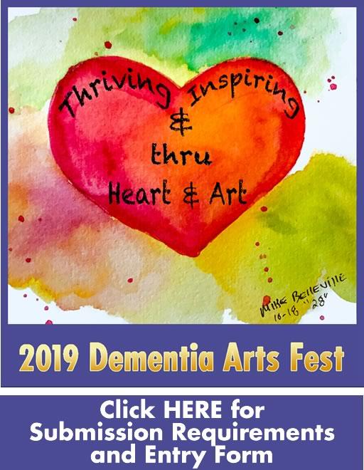 2019 Dementia Arts Fest